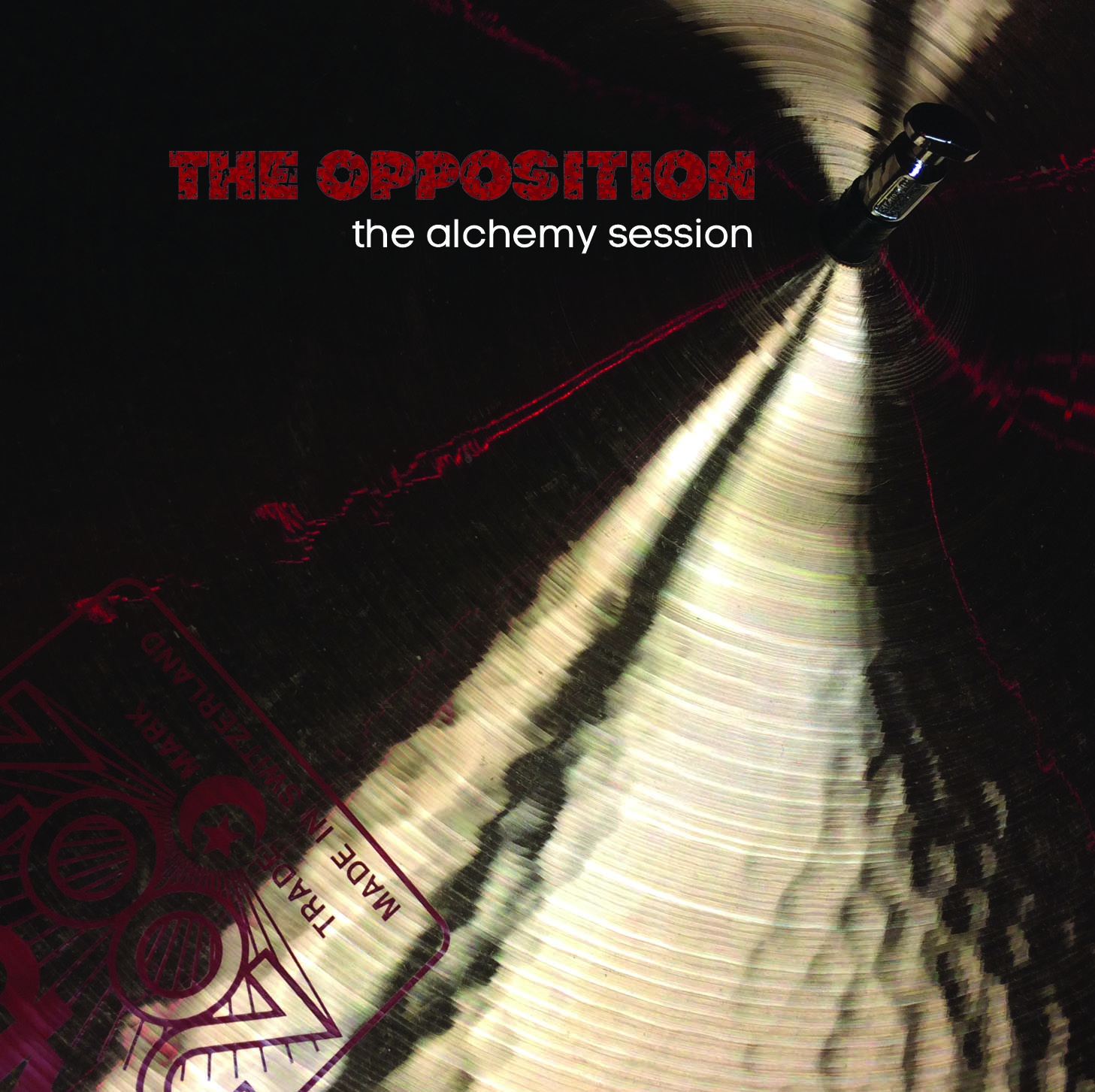 The Alchemy Session cover