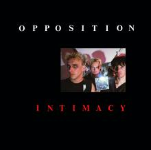 cover for the re-release of Intimacy